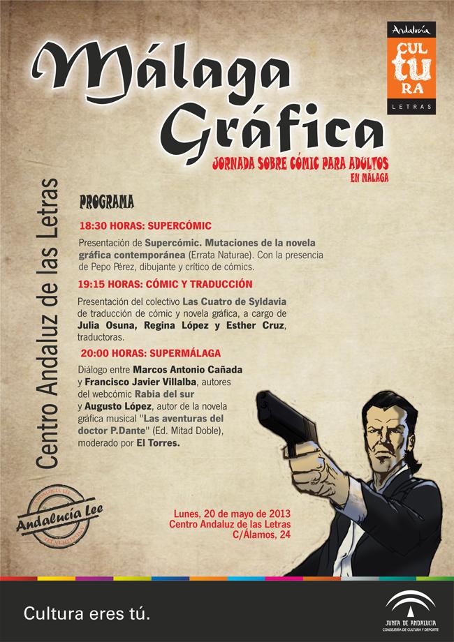 Jornada comic 2013 Rabia del Sur